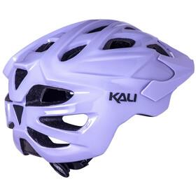 Kali Chakra Solo Kask rowerowy, fioletowy